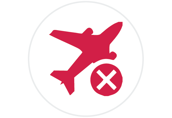 Flight Cancellation or Curtailment Expense