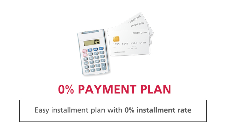 Pay your Insurance premium in installments